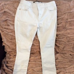 Express size 8 jeans. Like new